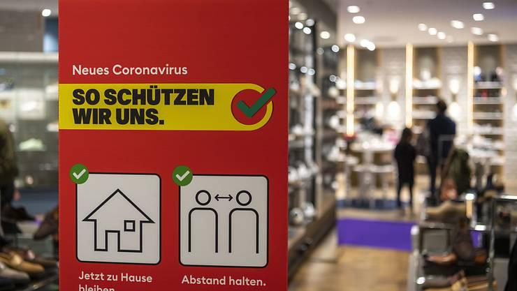 Zum vierten Mal in Folge gibt es im Kanton Zürich keinen Todesfall im Zusammenhang mit dem Coronavirus. (Symbolbild)