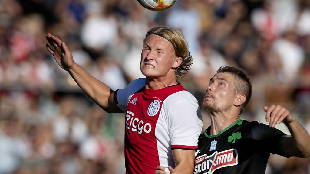 Rekordtransfer von Nice: Dolberg kommt von Ajax