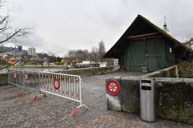 Der Brand hat einen Schaden in der Höhe von mehreren 100'000 Franken verursacht.