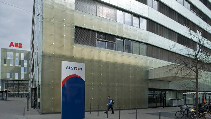 Alstom beschäftigt heute in Baden 4200 Angestellte.