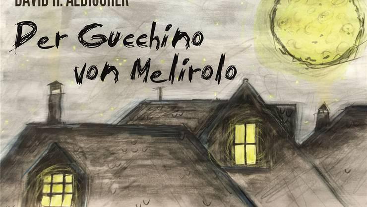 Titelbild des neuen Kinderbuches.