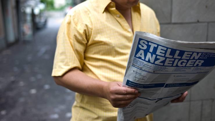 Der Bund will Arbeitslosen schneller wieder zu einer Stelle verhelfen. (Symbolbild)