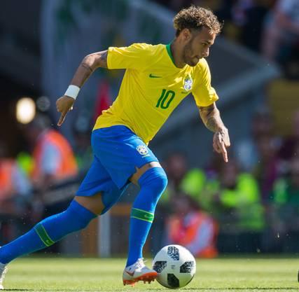 Hoffnungsträger Neymar