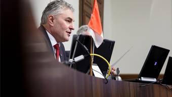 Mit dem Rücktritt von Gemeindepräsident Albert Studer sehen andere ihre Chance.