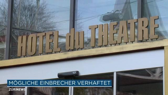 Hotel-Überfallserie gestoppt