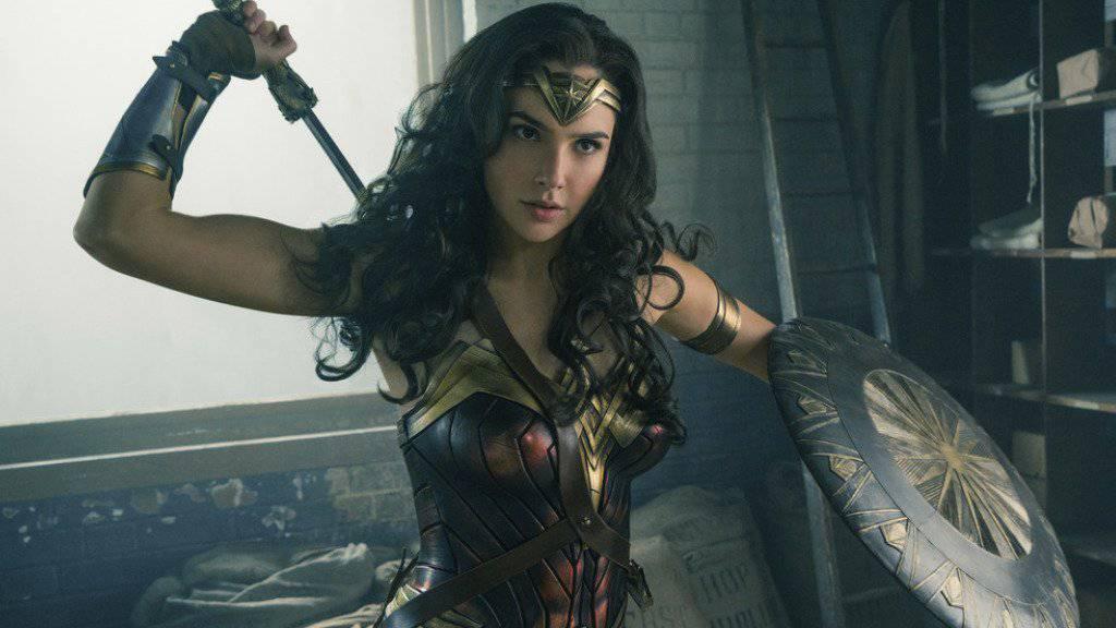 «Wonder Woman» schlägt Mumie