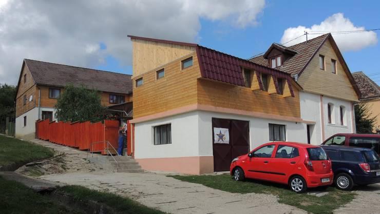 So sieht das Kinderhaus heute aus.
