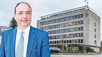 Der Aargauer Regierungsrat muss über das Wettinger Budget entscheiden – ob mit oder ohne Markus Dieth ist unklar.
