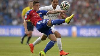 Hat Taulant Xhaka seinen letzten Auftritt im Dress des FCB bereits hinter sich?