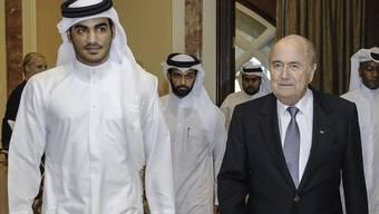 Fifa-Entscheid: Die Fussball-WM 2022 in Katar wird zum Winterturnier