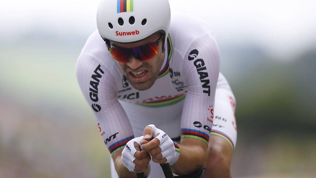 Der Wettkampfhunger ist wieder da: Tom Dumoulin kehrt an der Tour de Suisse zurück