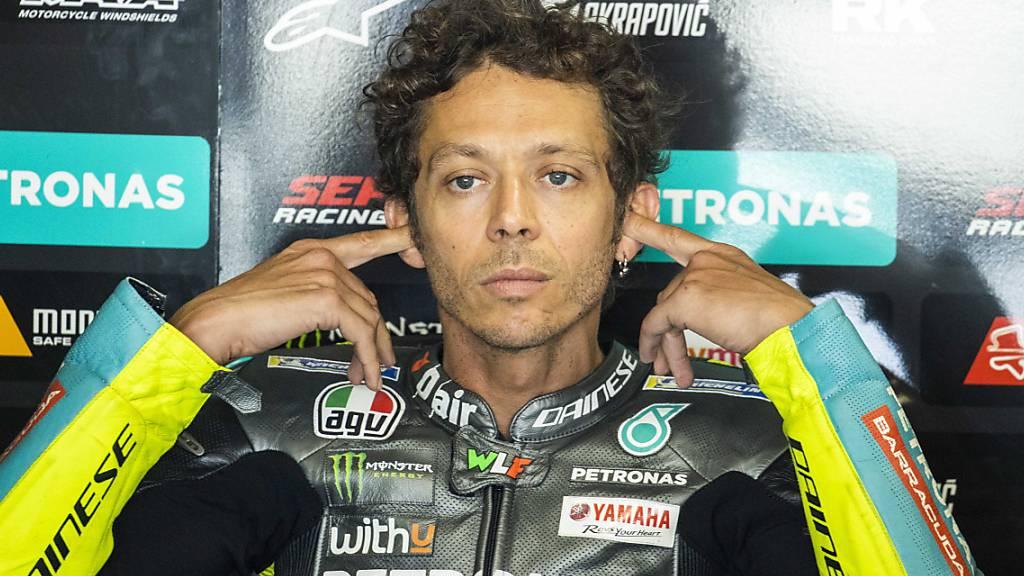 Nach 26 Saisons: MotoGP-Legende Valentino Rossi tritt zurück