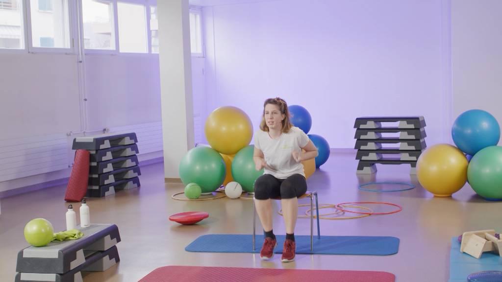«Gymnastik im Wohnzimmer» vom 11. Juni 2021