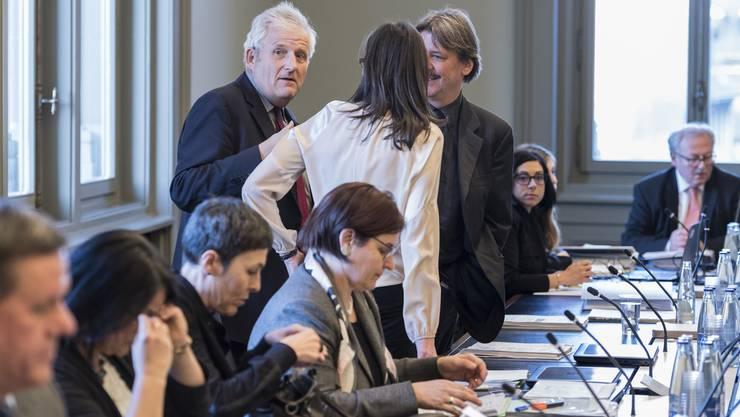 Die Einigungskonferenz hat sich für das Modell des Ständerates entschieden.