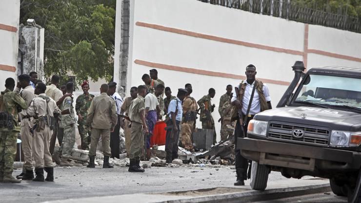 Beim Attentat kamen fünf Menschen ums Leben.