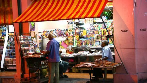 Tamil Shop (Symbolbild)