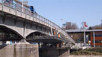 Ihr bleiben noch etwa 30 Lebensjahre: Die Rheinbrücke bei Koblenz steht schon seit 1932. Angelo Zambelli