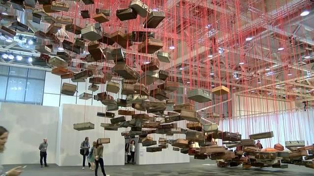 Art Basel: Das gibt es 2016 zu sehen