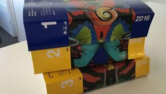 Das Schweizer Kursbuch wird künftig nicht mehr gedruckt. Digital bleibt es aber weiter abrufbar. (Bild: SBB)