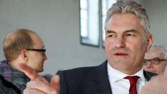 Albert Studer tritt nicht zum 2. Wahlgang an.