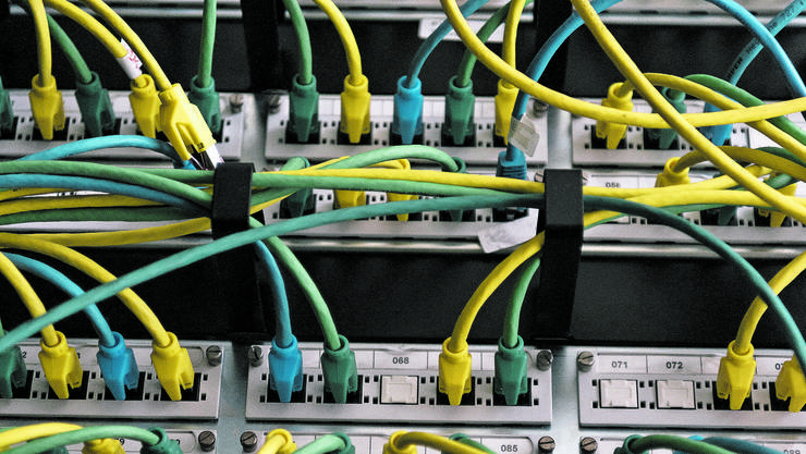 Bei der Informatik-Infrastruktur besteht gemäss Stadtrat grosser Handlungsdruck (Symbolbild).