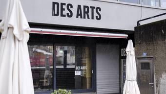 Das «Des Arts» ist ein weiterer Betrieb am Barfi, der nach der Pandemie nicht mehr öffnen wird.