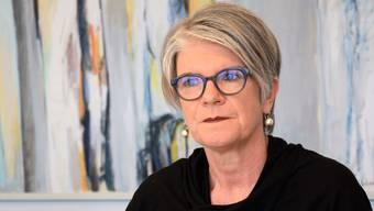 Rosi Magon, Vizepräsidentin in Windisch, vergleicht die Revision der Ortsplanung mit einem Marathon.