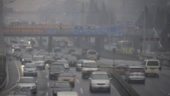 Luftverschmutzung ist gemäss der WHO eine Hauptursache von Krebs