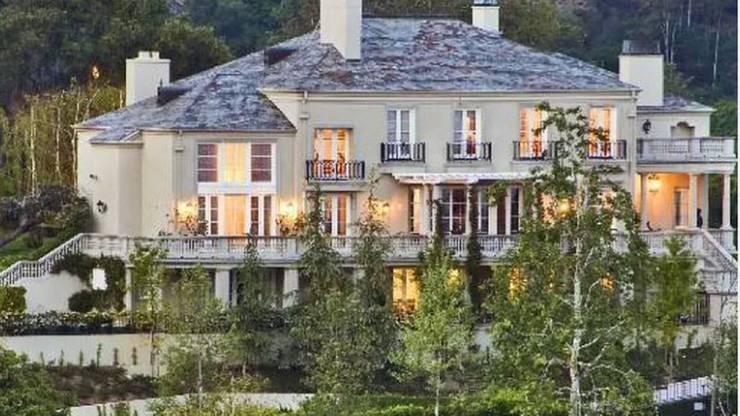 Eines der Häuser, die Musk verkaufen will.
