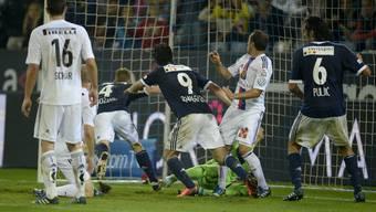 Luzern gelingt gegen FCB in letzter Minute der Ausgleichstreffer