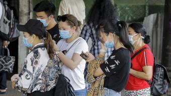 Nach der Angst kommt in China auch der Frust wegen des Virus.