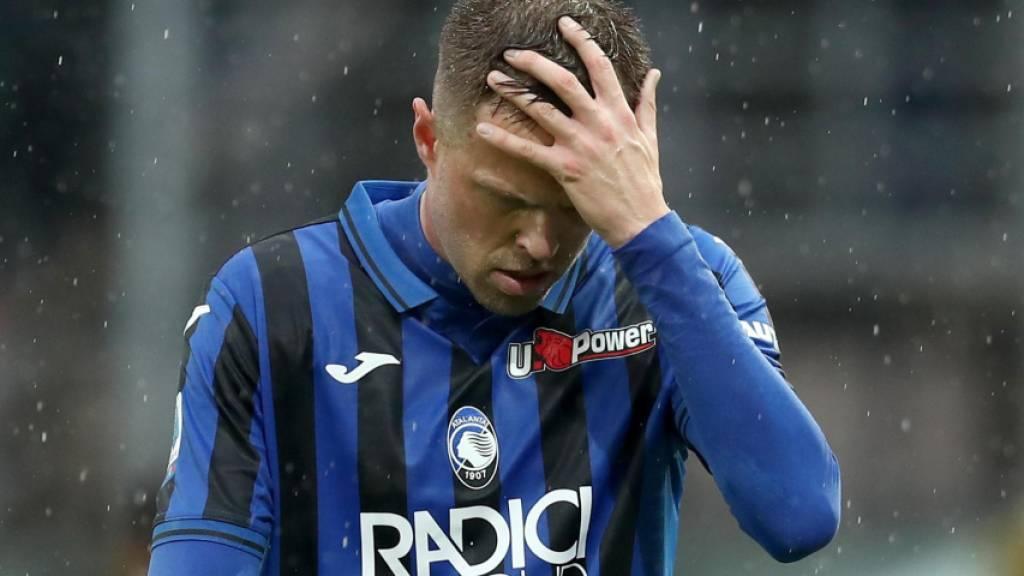 Atalanta schiesst erstmals in der Serie A keine Tore