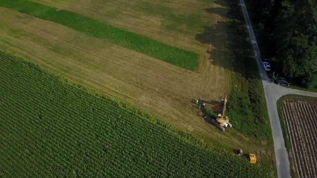 Drohnenvideo über Aeschimoos