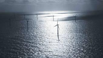 Die ABB bekommt einen Auftrag für einen Windpark in der Nordsee.
