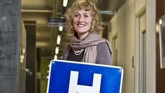 Gesundheitsdirektorin Susanne Hochuli