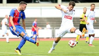 Vierte Niederlage in Serie für den FC Basel U21.