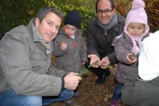 Waldkindergarten in Wettingen: Interview mit Patrick Bürgi zum Postulat