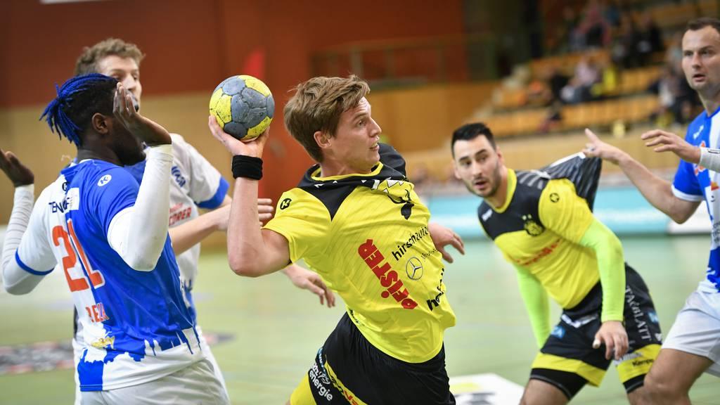 Kadetten, Pfadi, Kriens-Luzern und St.Otmar im Europacup