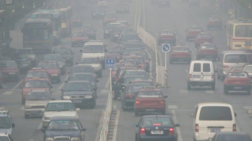 Da fahren sie wieder. Hier auf den Strassen Pekings. (Archivbild)