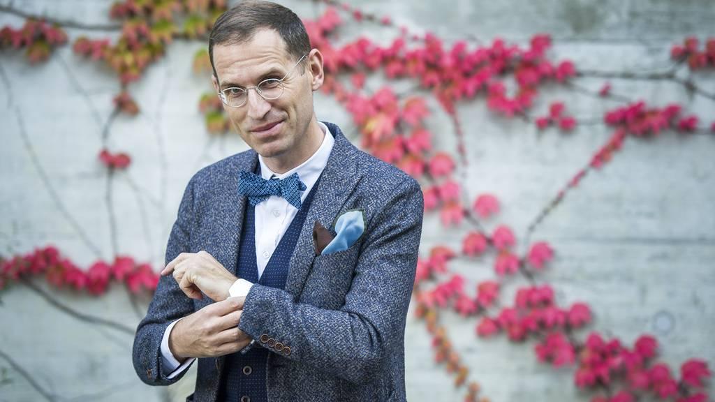 Ostschweizer mit Stil: Jeroen van Rooijen, NZZ-Modejournalist aus Frauenfeld.