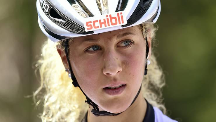 Mountainbike-Star Jolanda Neff musste operiert werden. (Archivbild)