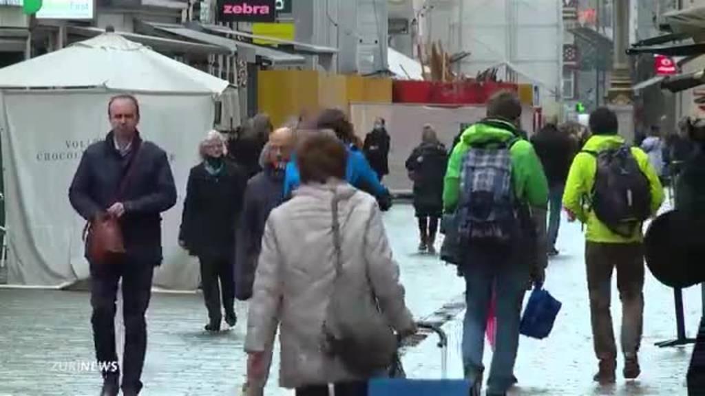 Bundesrat will Bussen für Maskenverweigerer