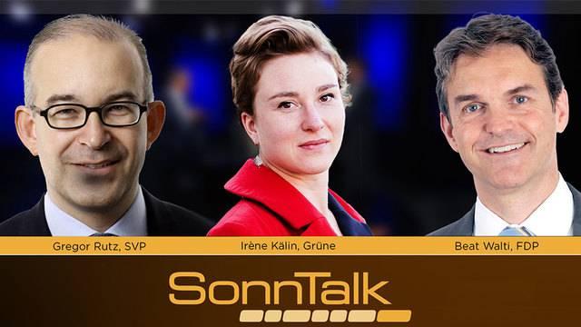 Greta Thunberg / Bundespräsident Maurer / Rechtsüberholen