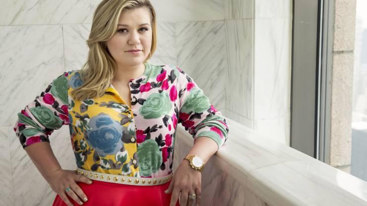 """Kelly Clarkson erinnert sich gerne an die US-Castingshow """"American Idol"""", die ihr ihre Karriere ermöglichte (Archiv)"""