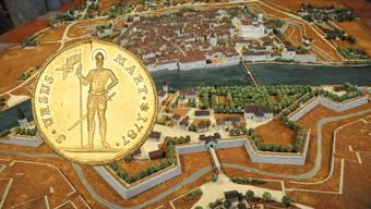 Diesen Samstag startet im Museum Blumenstein die Ausstellung «Geprägter Stolz - Solothurner Münzen aus 7 Jahrhunderten.
