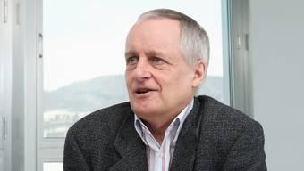 Franz Hollinger, Parteipräsident CVP Kanton Aargau;