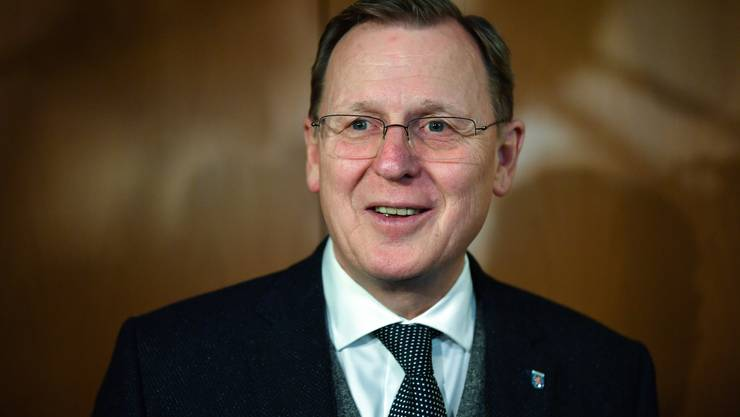 Bodo Ramelow ist wieder Thüringer Ministerpräsident.