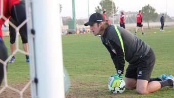 Swen König wird Goalietrainer der U20-Nationalmannschat.
