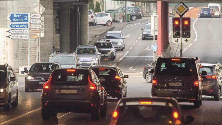 Ziel des Projekts«Ostaargauer Strassenentwicklung» – der «Oase» – ist es, die Zentren Brugg und Baden vom Verkehr zu entlasten.
