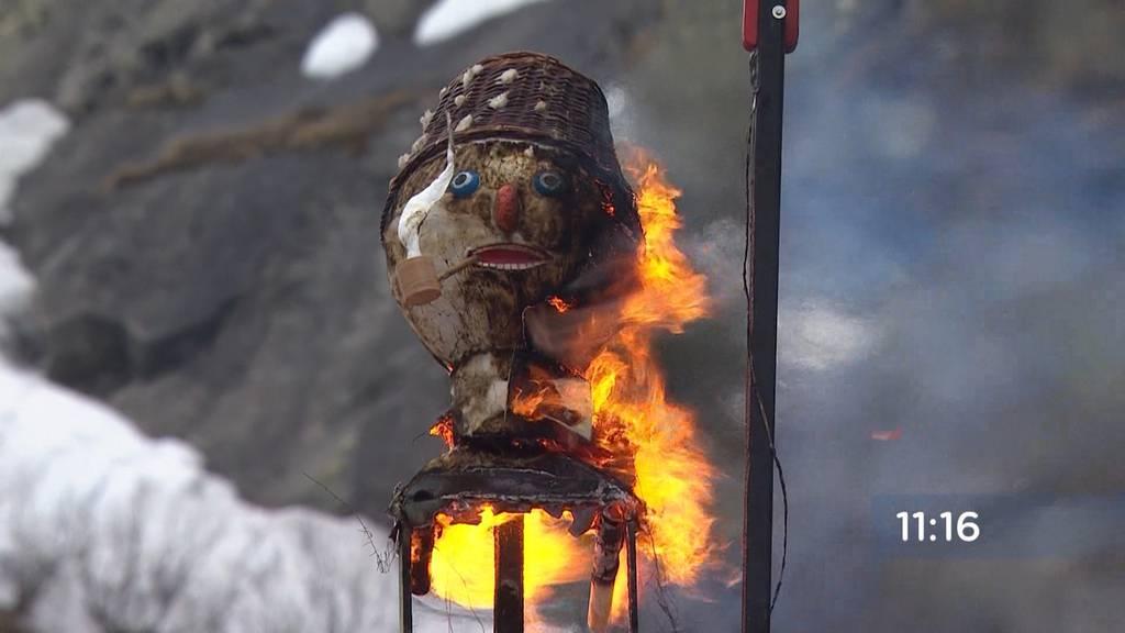 Böögg-Verbrennung 2021: Komplette Sondersendung